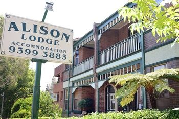 Alison Lodge - Accommodation in Brisbane