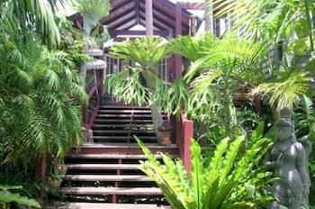 Maleny Tropical Retreat Balinese Bampb - Accommodation in Brisbane