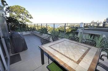 North Sydney 16 Wal Furnished Apartment - Accommodation in Brisbane