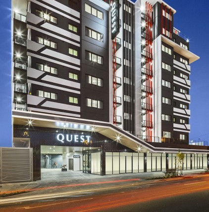 Quest Woolloongabba - Accommodation in Brisbane