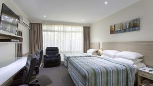 BEST WESTERN Aspen and Apartments - Accommodation in Brisbane
