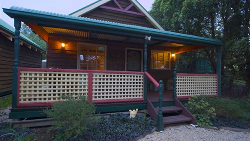 Trawool Cottages  Farmstay - Accommodation in Brisbane
