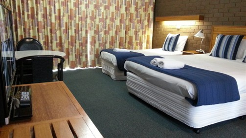 Barooga Country Inn Motel - Accommodation in Brisbane