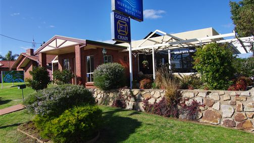 Murray River Motel - Accommodation in Brisbane