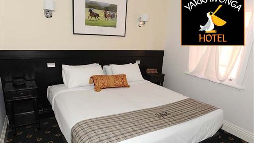 The Yarrawonga Hotel - Accommodation in Brisbane
