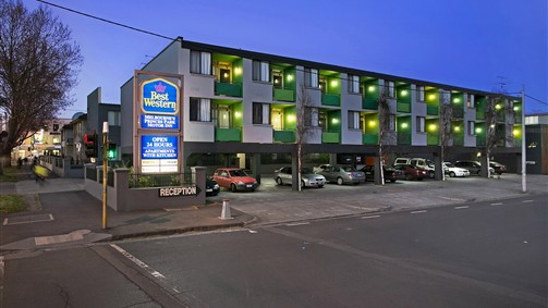 Best Western Melbourne's Princes Park Motor Inn - Accommodation in Brisbane