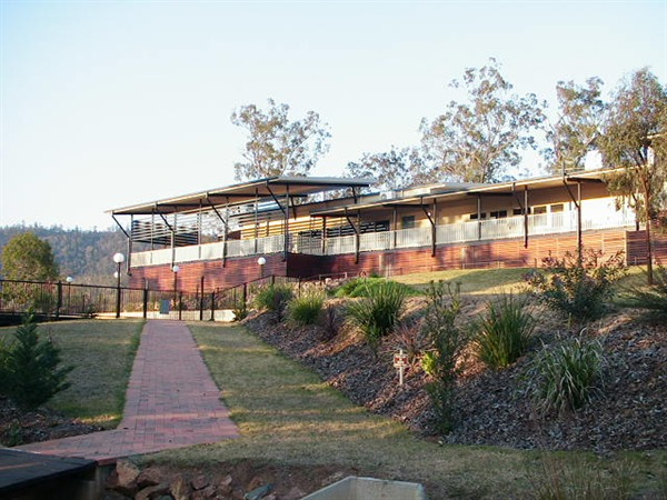 Camp Somerset - Accommodation in Brisbane