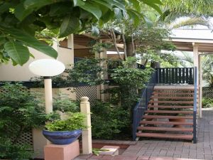City Palms Motel - Accommodation in Brisbane