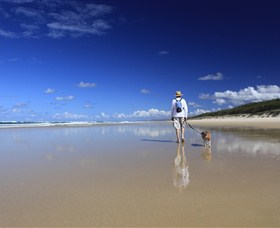 Straddie Camping - Accommodation in Brisbane