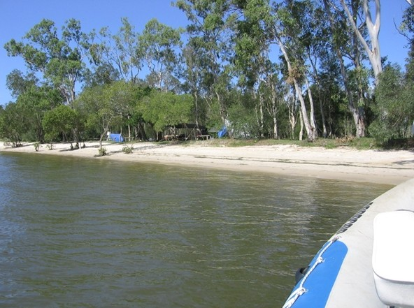 Mission Point Camping Area - Accommodation in Brisbane
