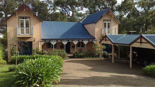 Hideaways at Red Hill - Accommodation in Brisbane