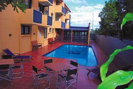Airolodge International - Accommodation in Brisbane