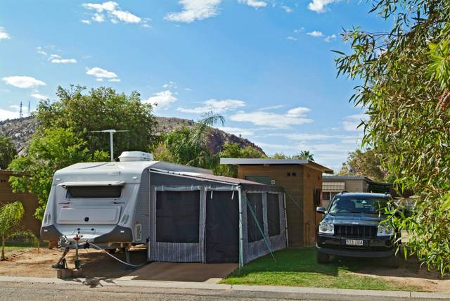 BIG4 MacDonnell Range Holiday Park - Accommodation in Brisbane