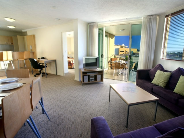 Caloundra Central Apartment Hotel - Accommodation in Brisbane