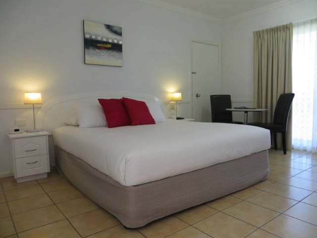 Charters Towers Heritage Lodge Motel - Accommodation in Brisbane