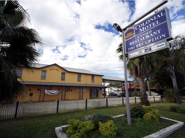 Colonial Motel - Accommodation in Brisbane