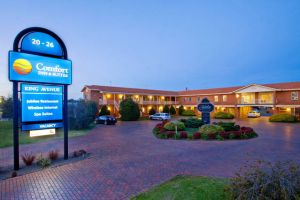 Comfort Inn  Suites King Avenue - Accommodation in Brisbane