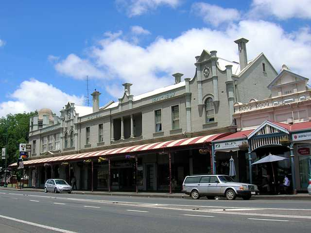 Commercial Hotel Camperdown - Accommodation in Brisbane