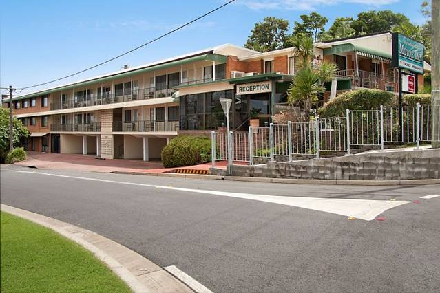 Econo Lodge Murwillumbah - Accommodation in Brisbane