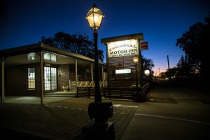 Gayndah Colonial Motor Inn - Accommodation in Brisbane
