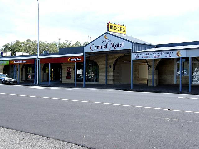 Gin Gin Central Motel - Accommodation in Brisbane