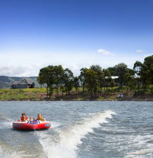 Lake Somerset Holiday Park - Accommodation in Brisbane
