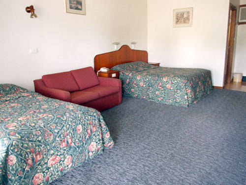 Leeton Heritage Motor Inn - Accommodation in Brisbane