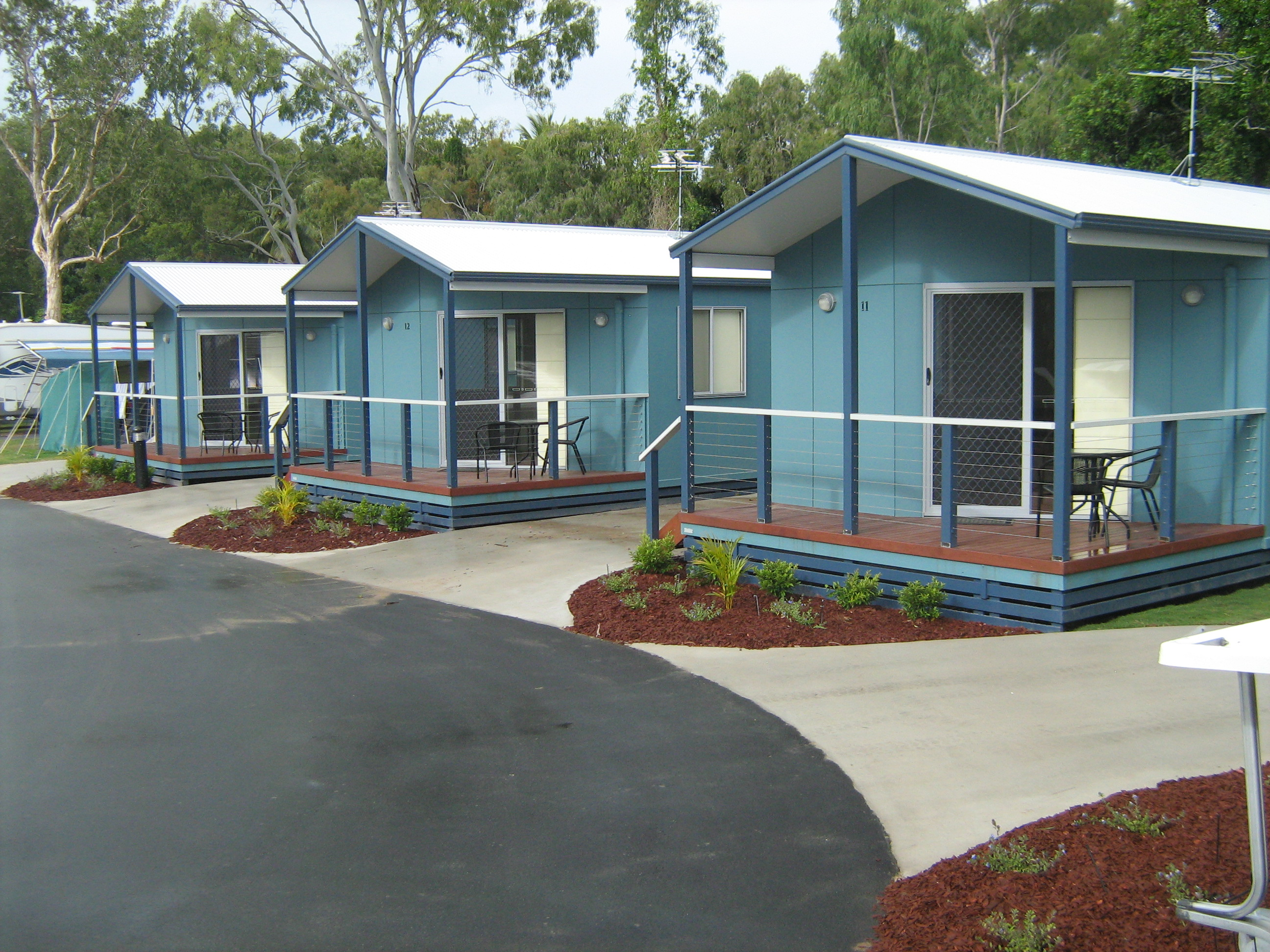 BIG4 Mackay Blacks Beach Holiday Park - Accommodation in Brisbane
