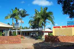 Motel Childers - Accommodation in Brisbane