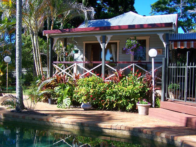 Mylinfield Bed  Breakfast - Accommodation in Brisbane