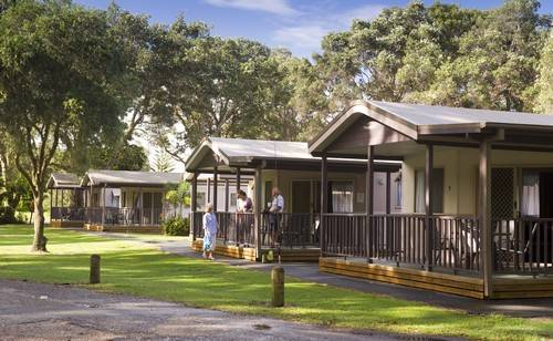 North Coast Holiday Parks Beachfront - Accommodation in Brisbane