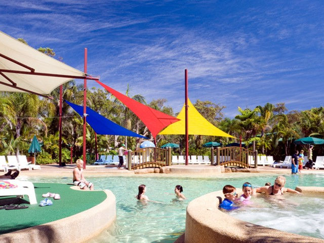 NRMA Ocean Beach Holiday Park - Accommodation in Brisbane