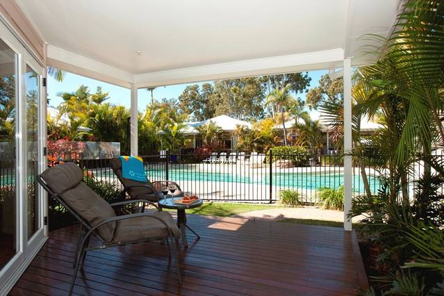 NRMA Treasure Island Holiday Park - Accommodation in Brisbane