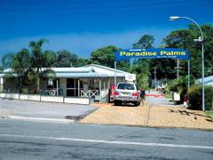 Paradise Palms Carey Bay - Accommodation in Brisbane