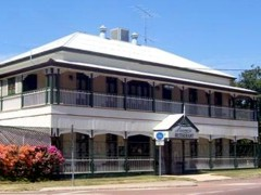 Park Hotel Motel - Accommodation in Brisbane