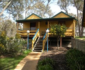 PGL Campaspe Downs - Accommodation in Brisbane