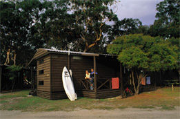 Sandbar  Bushland Caravan Parks - Accommodation in Brisbane