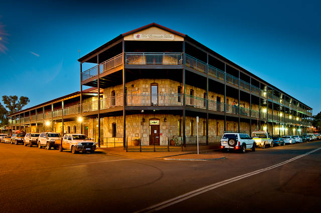The Esplanade Hotel Port Hedland - Accommodation in Brisbane