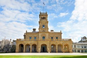 Mansion Hotel and Spa at Werribee Park - Accommodation in Brisbane