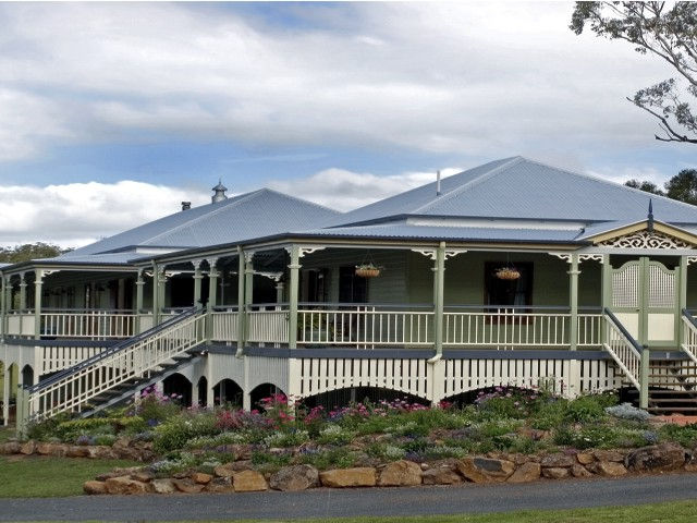 The Sanctuary Springbrook Guest House Cottage - Accommodation in Brisbane