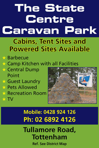 The State Centre Caravan Park - Accommodation in Brisbane