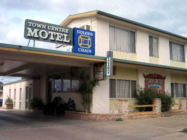 Town Centre Motel - Accommodation in Brisbane