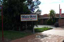 Wagin  Mitchell Motel's