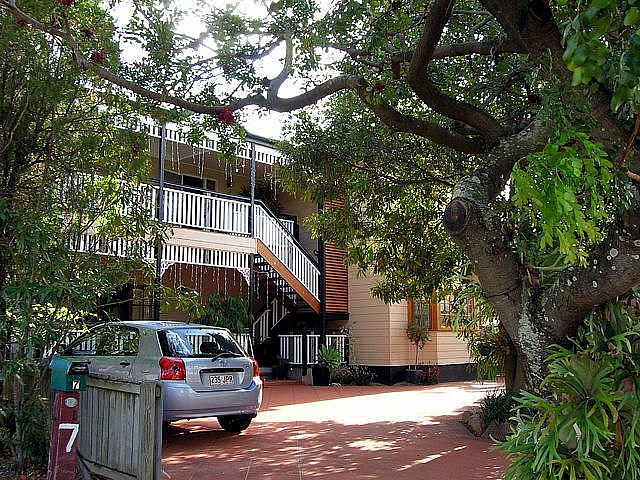 Warrawee Bed  Breakfast - Accommodation in Brisbane