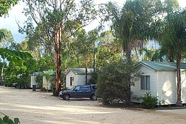 Yallakool Caravan Park on Bjelke-Petersen Dam - Accommodation in Brisbane