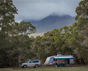 Mt Trio Bush Camp and Caravan Park - Accommodation in Brisbane