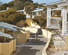 Rottnest Island Authority Holiday Units - Geordie Bay