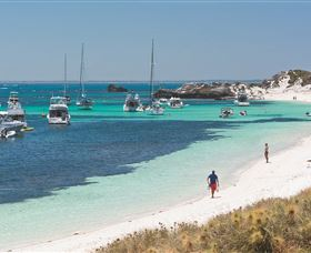 Rottnest Island Authority Holiday Units - Longreach Bay