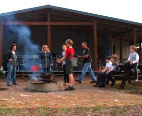 WA Wilderness Catered Camping at Yeagarup Hut