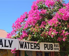 Daly Waters Historic Pub - Accommodation in Brisbane